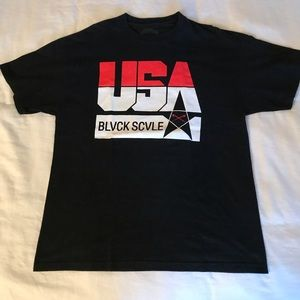 Black Scale T-shirt